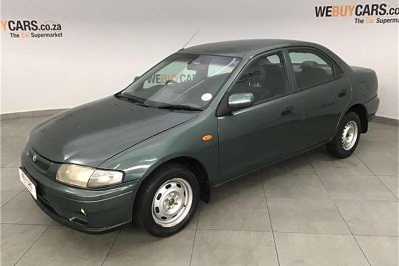 Mazda Etude 1999