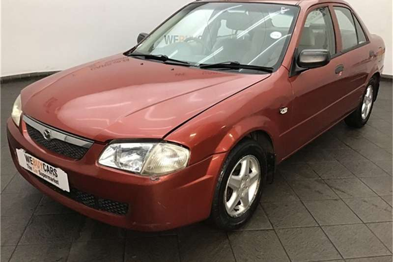 Mazda Etude 2000