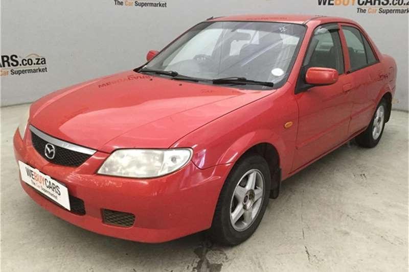 Mazda Etude 2002