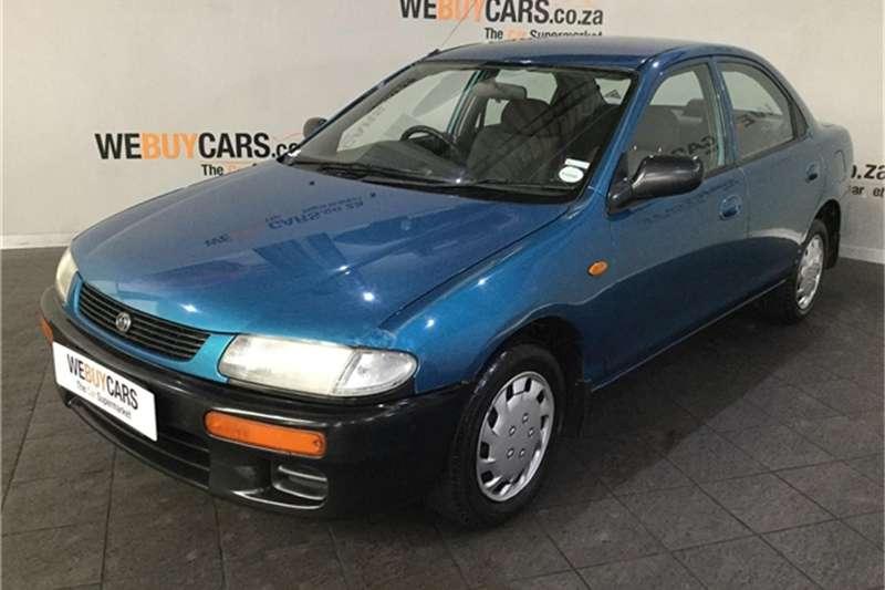 1997 Mazda Etude