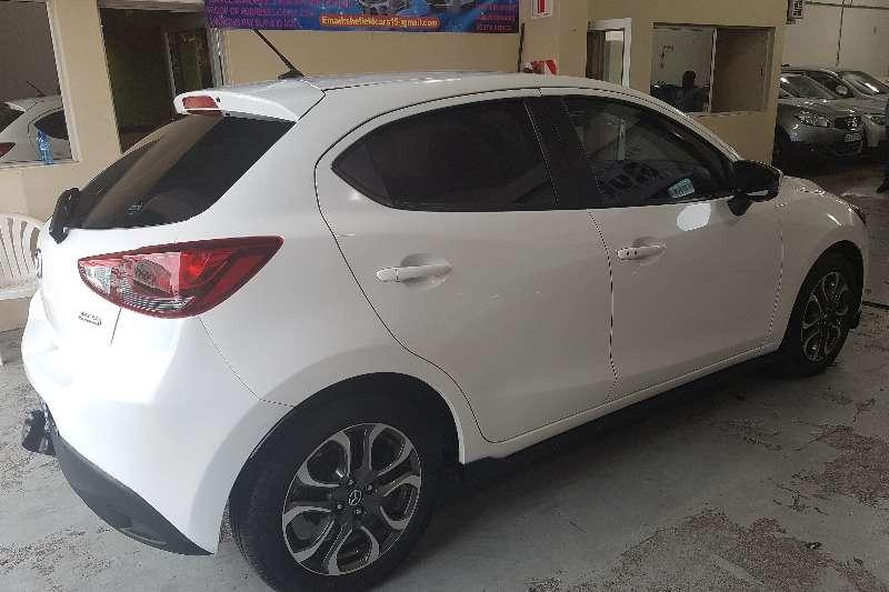 Mazda Mazda2 1.5 Dynamic 2017