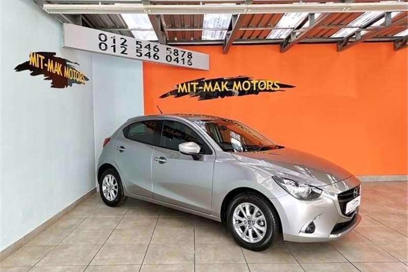 2017 Mazda Mazda2