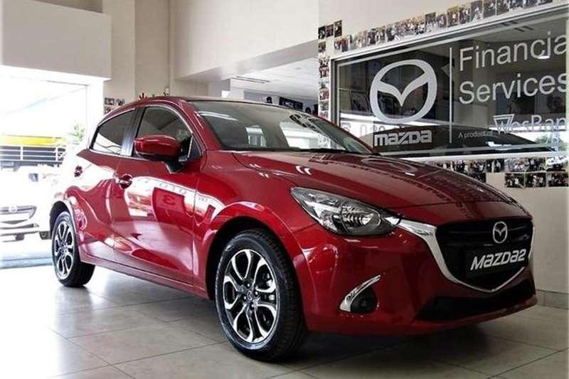 2019 Mazda Mazda2
