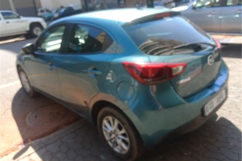 Used 2015 Mazda Mazda2 Hatch