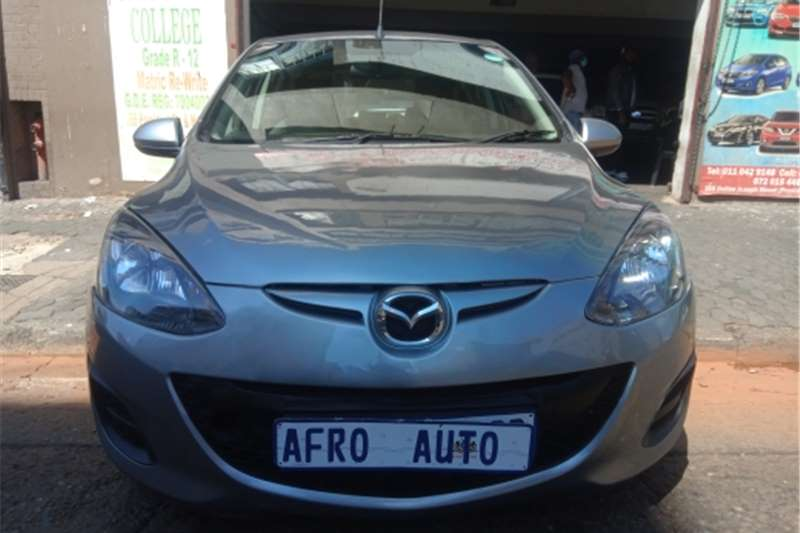 Used 2012 Mazda Mazda2 Hatch