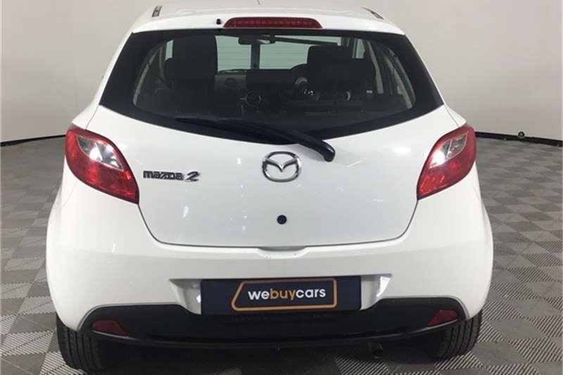 2008 Mazda Mazda2 hatch