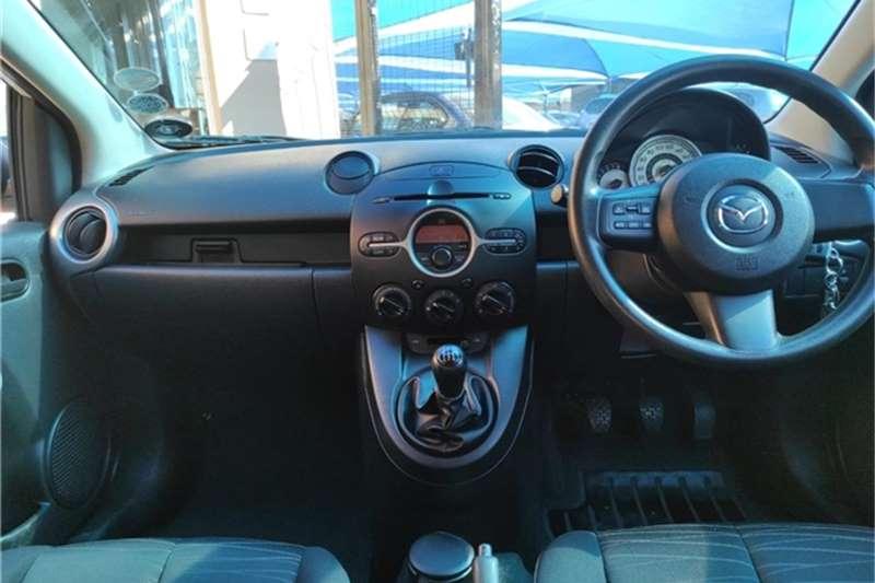 Used 2008 Mazda Mazda2 Hatch MAZDA2 1.3 DYNAMIC 5Dr
