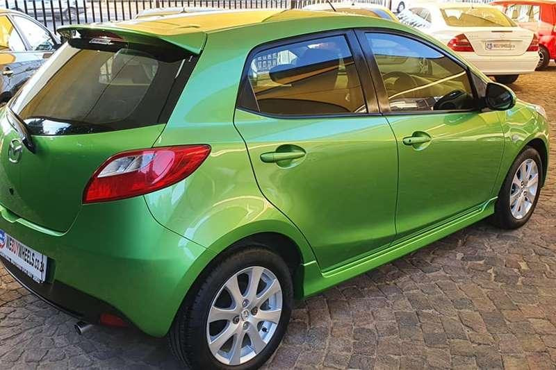 Mazda Mazda2 hatch MAZDA2 1.5 INDIVIDUAL 5Dr 2009