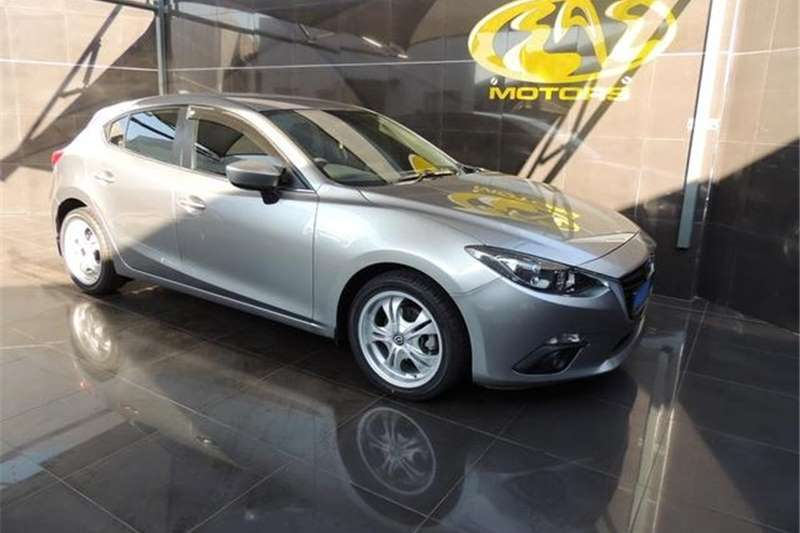 Mazda Mazda3 Hatch 1.6 Active 2015