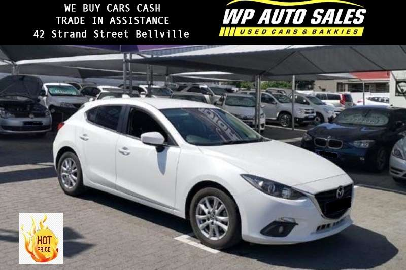 Mazda Mazda3 hatch 1.6 Dynamic 2015