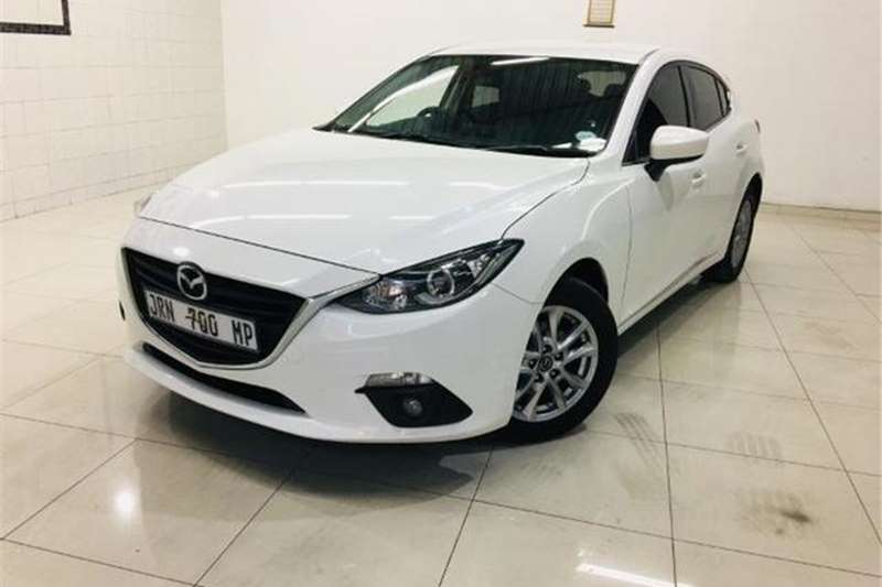 Mazda Mazda3 Hatch 1.6 Dynamic 2016