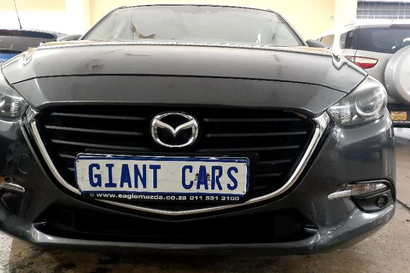 Used 2018 Mazda Mazda3 hatch 1.6 Dynamic auto