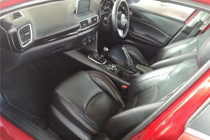 Used 2016 Mazda Mazda3 Hatch