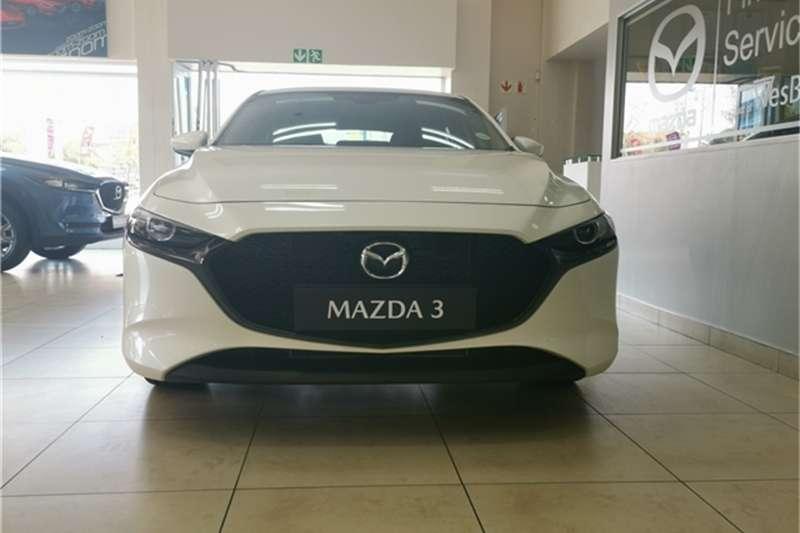 2019 Mazda Mazda3 hatch MAZDA3 1.5 ACTIVE 5DR
