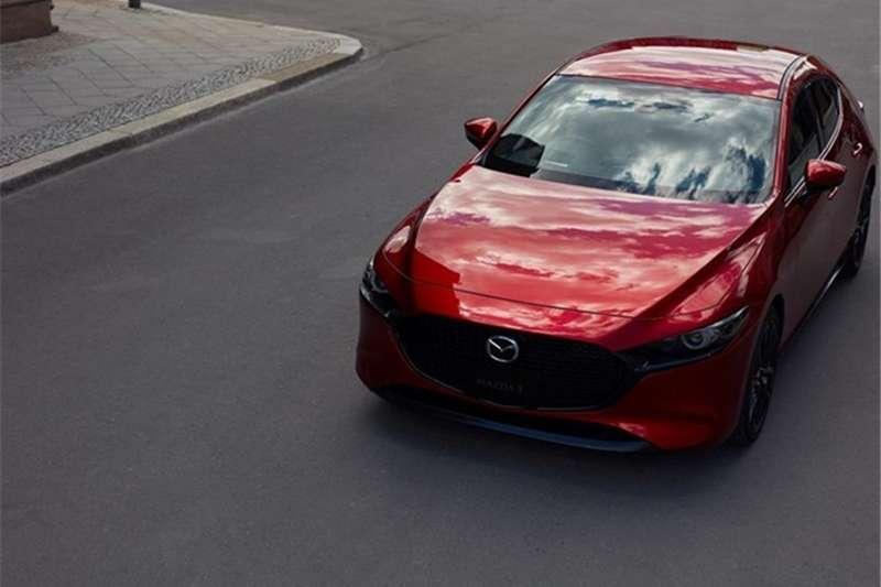 2019 Mazda Mazda3 hatch MAZDA3 1.5 INDIVIDUAL A/T 5DR