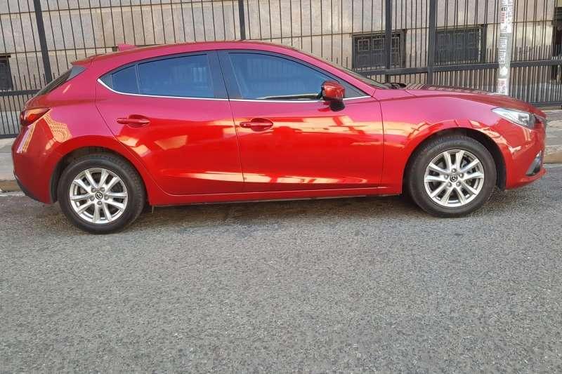 Used 2015 Mazda Mazda3 Hatch MAZDA3 1.5 DYNAMIC 5DR