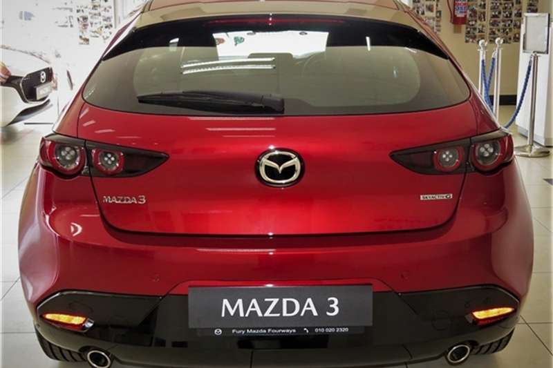 Mazda Mazda3 Hatch MAZDA3 1.5 DYNAMIC 5DR 2020