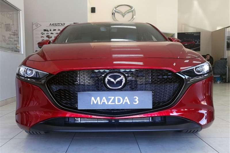 Mazda Mazda3 Hatch MAZDA3 1.5 INDIVIDUAL A/T 5DR 2020