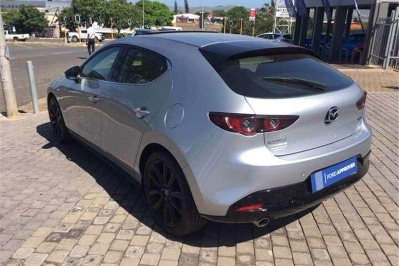 Mazda Mazda3 hatch MAZDA3 2.0 ASTINA A/T 5DR 2019