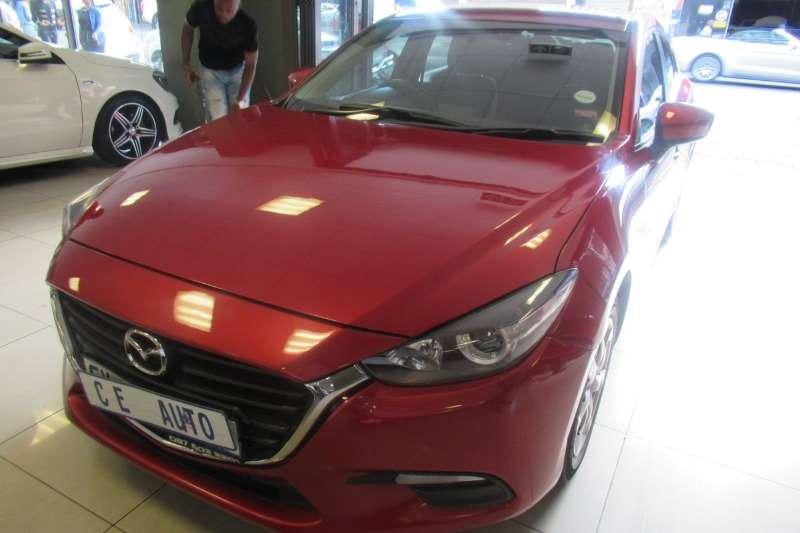 2017 Mazda Mazda3 sedan 1.6 Original