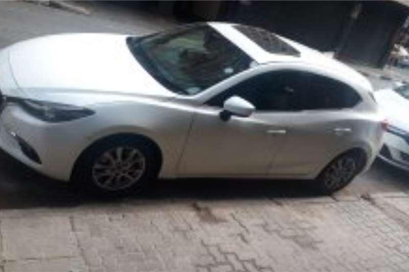 2015 Mazda Mazda3 hatch 1.6 Dynamic auto