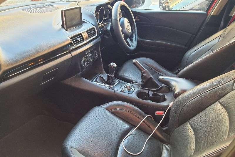2016 Mazda Mazda3 sedan 1.6 Active