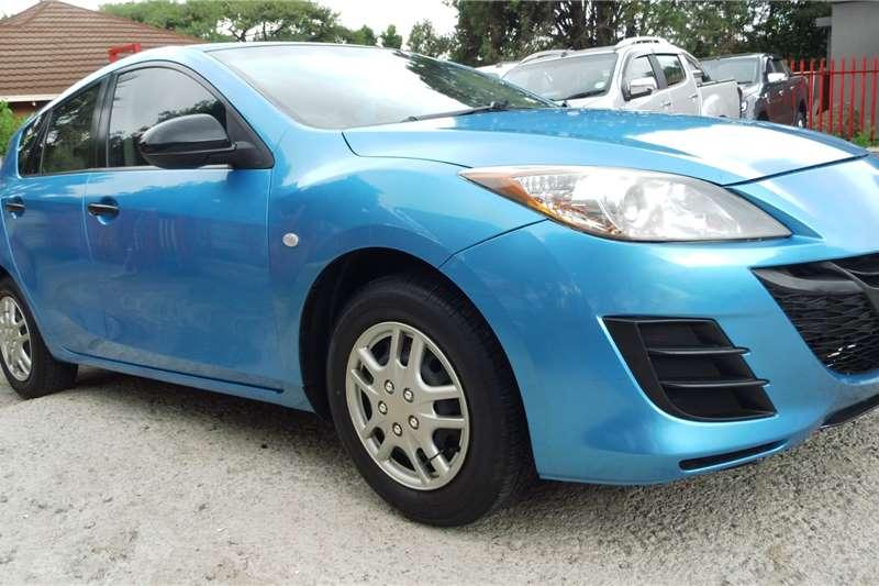 2011 Mazda Mazda3 hatch 1.6 Active