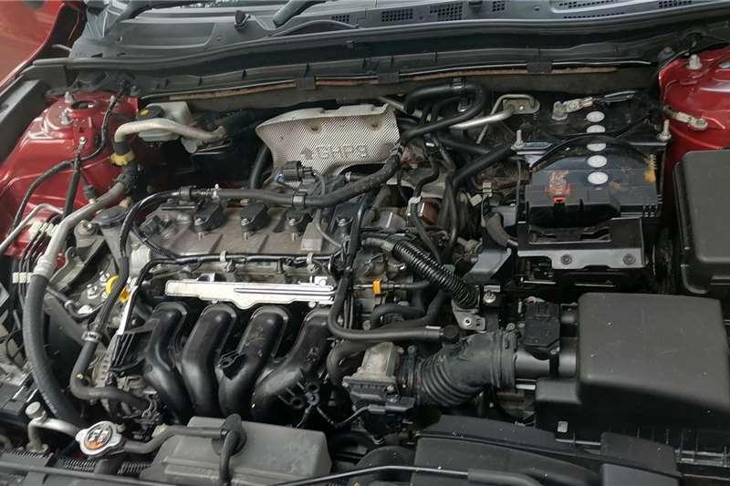 2016 Mazda Mazda3 hatch 1.6 Dynamic