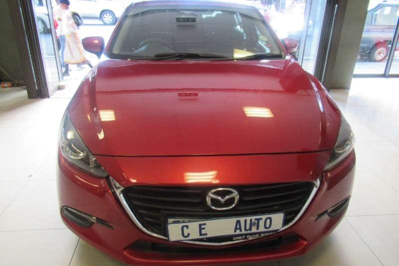 Mazda Mazda3 sedan 1.6 Original 2017