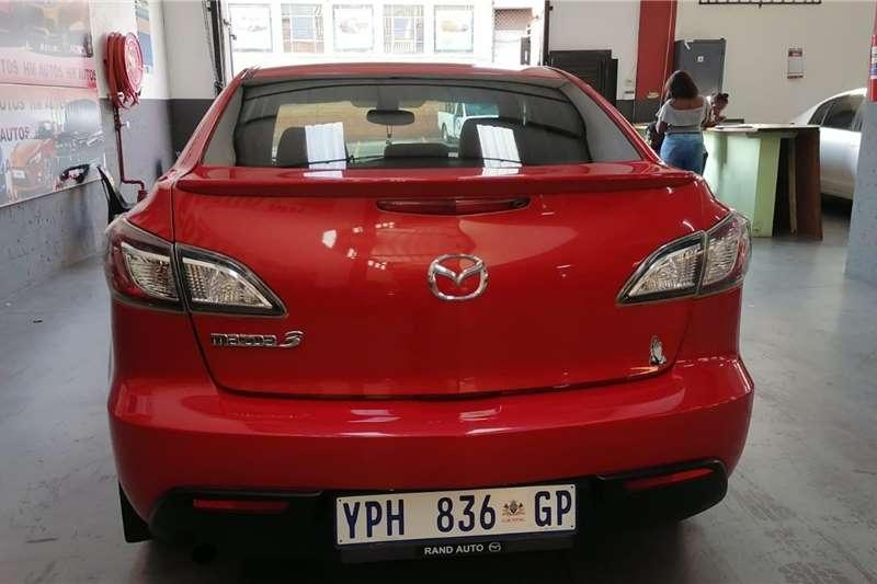 2010 Mazda Mazda3 sedan MAZDA3 1.5 DYNAMIC