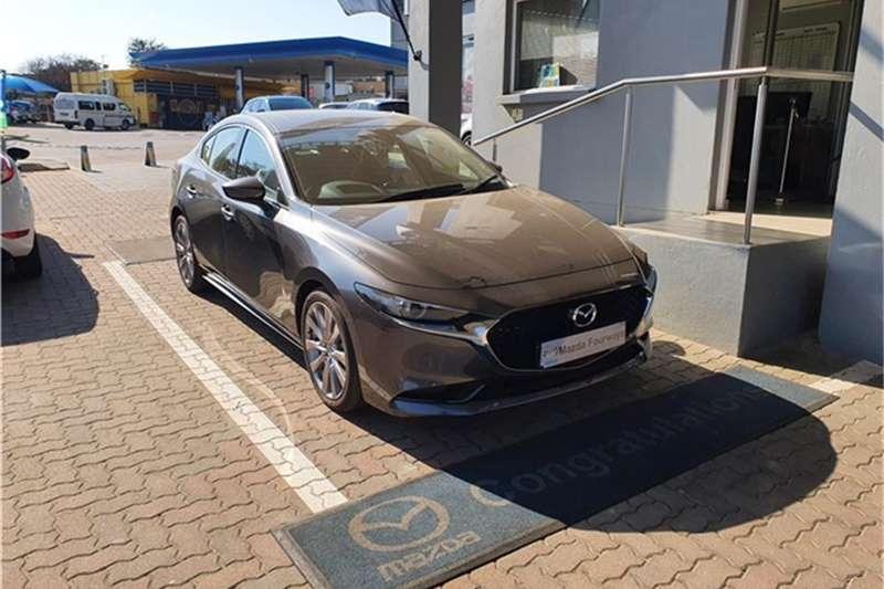 Mazda Mazda3 Sedan MAZDA3 1.5 INDIVIDUAL A/T 2020