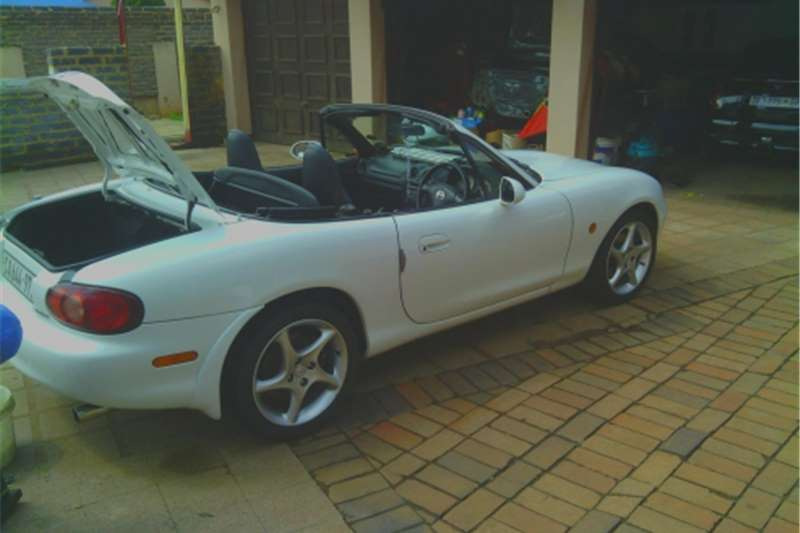 Used 2001 Mazda MX-5