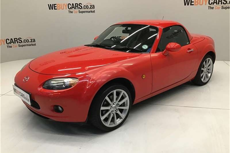 Mazda MX-5 2.0 hard top 2007
