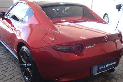 Used 2017 Mazda MX-5 2.0 RF auto