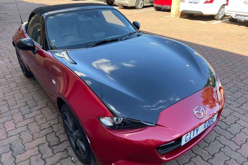 Used 2016 Mazda MX-5 2.0 Roadster Coupé 25th Anniversary Edition