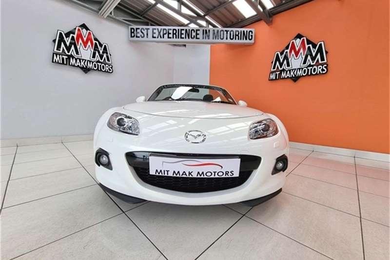2015 Mazda MX-5 MX-5 2.0 Roadster-Coupe