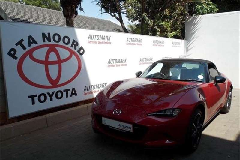 Mazda MX-5 2.0 Roadster Coupe 2017