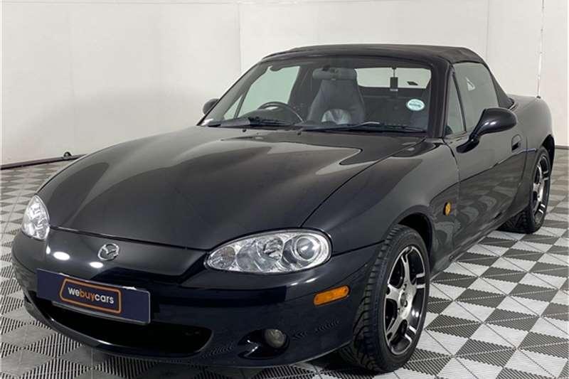 2001 Mazda MX-5