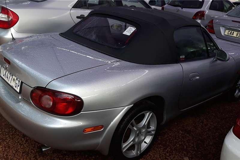 Used 2006 Mazda MX-5