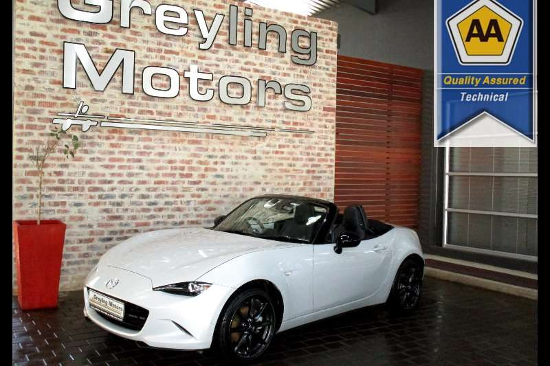 2016 Mazda MX-5 2.0 Roadster Coupe