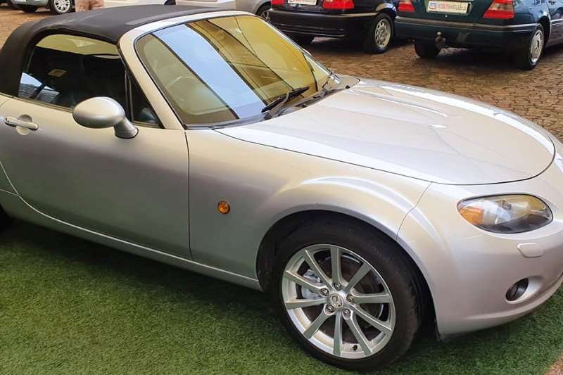 2008 Mazda MX-5 1.8i soft top