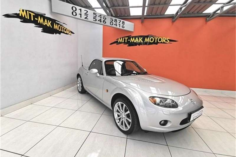2009 Mazda MX-5 2.0 Roadster Coupe