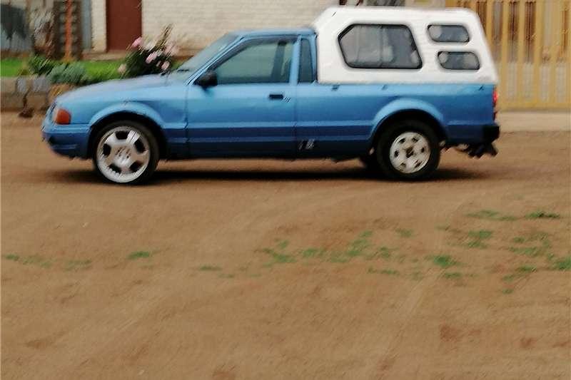 Mazda Rustler 1988