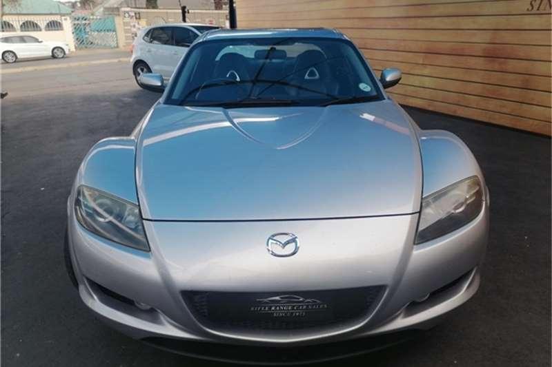 Used 2005 Mazda RX-8 5 speed