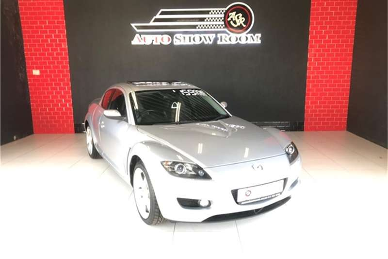 Mazda RX-8 6 speed 2005