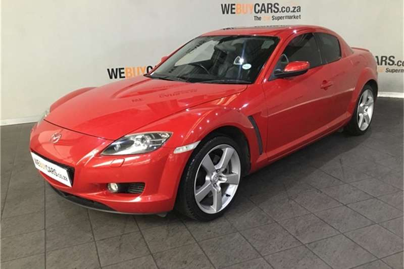 Mazda RX-8 6 speed 2006