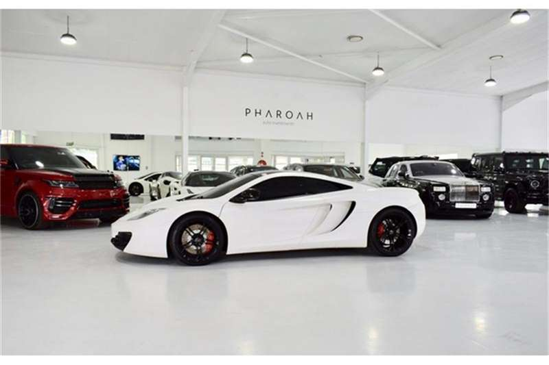 Mclaren MP4-12C Coupe 2012