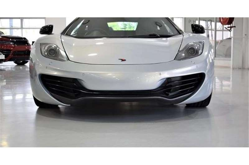McLaren MP4-12C Coupe 2013