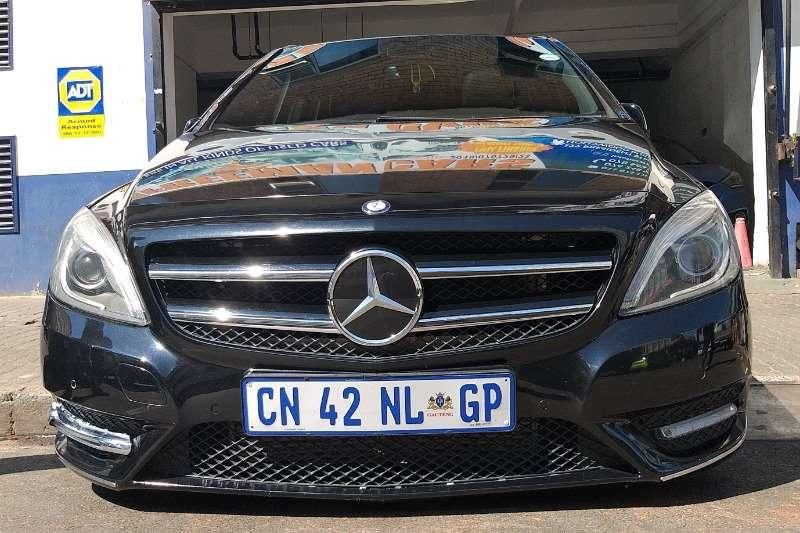 Mercedes Benz 180B 180 B 2013