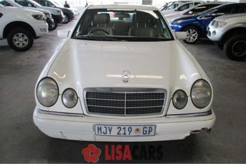 Mercedes Benz 180B 1999